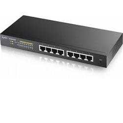 Zyxel 8-port GbE L2 PoE Smart Switch