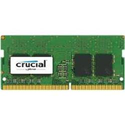 Crucial 4GB DDR4 PC4 17000 2133MHz SODIMM Single Module