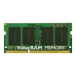 Kingston ValueRAM Kingston 8GB 1600MHz DDR3L Non-ECC CL11 SODIMM (Kit of 2) 1.35V