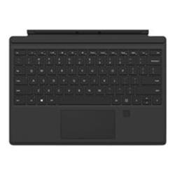 Microsoft German keyboard  SP4 Type Cover wFPR Commer DE/AT Black