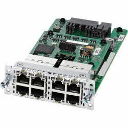 Cisco Network Interface Expansion Module Gigabit Ethernet