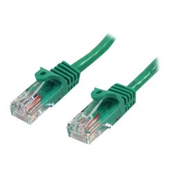 StarTech.com 5m Green Cat5e Patch Cable