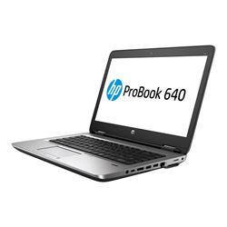 "HP ProBook 640 G2 I5-6200U 4GB 500GB 14"" Windows 10 Pro 64-bit"