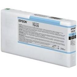 Epson T9135 - 200 ml - light cyan - original - ink cartridge