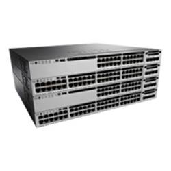 Cisco Catalyst 3850-24P-E - Switch - L3 - Managed - 24 x 10/100/10