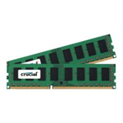 Crucial 32GB (16GBx2) DDR3L 1600 MT/s (PC3L-12800) CL11 Unbuffered U