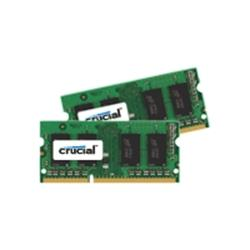 Crucial 32GB kit (16GBx2) DDR3L 1600 MT/s  (PC3L-12800) CL11 SODIMM