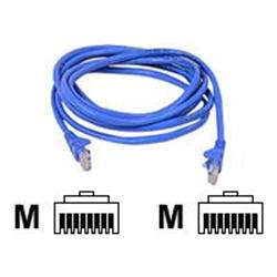 Belkin CAT 5e Assembled uTP Networking Cable Blue 2m